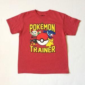 NWOT Pokemon Kid's Crew Neck T-Shirt